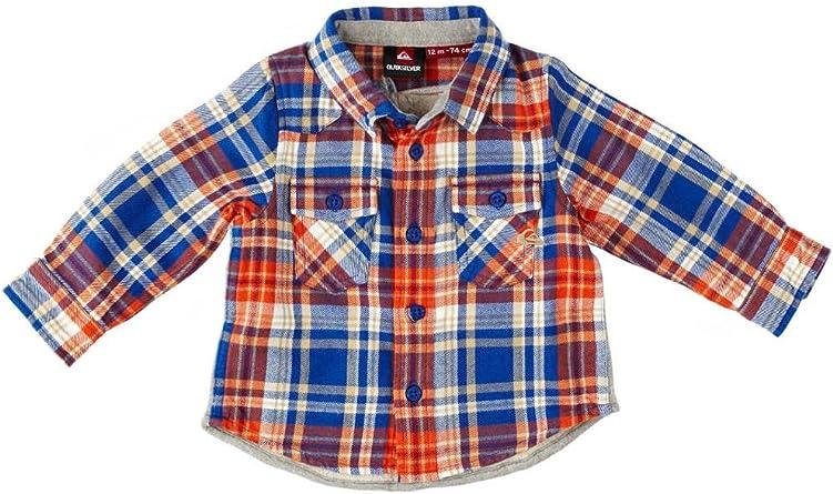 Quiksilver Be Kind - Camiseta de Manga Larga para bebé ...