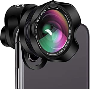 Phone Camera Lens Kit – Professional 2 in 1 Universal Set for iPhone Giveaway