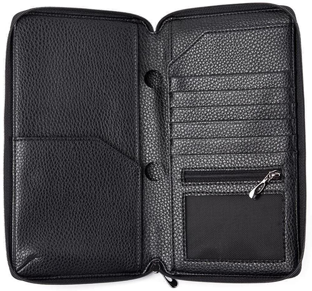 InventCase PU Leather Passport Case Cover for Malta Maltese Passports