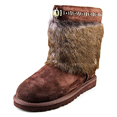 Womens Boots UGG Vilet Pinecone Suede