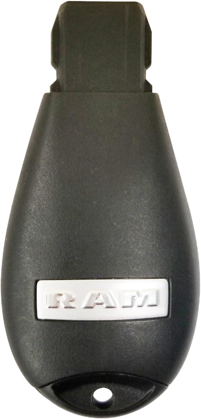 Oem Dodge Ram GQ4-53T Key 1500 2500 3500 Pickup Truck Remote Fob Transmitter