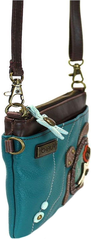 Chala Blue Sea Turtle Mini Crossbody Handbag