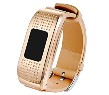 For Garmin Vivofit 3 And JR Replacement Accessory Genuine Leather Band