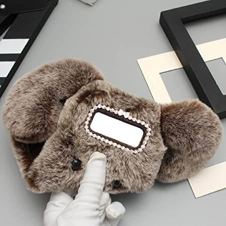 Amazon.com: BQ Aquaris U+Plus Art Case, Handmade Fluffy ...