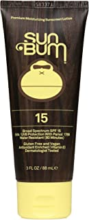 product image for Sun Bum Original SPF 15 Sunscreen Lotion | Vegan and Reef Friendly (Octinoxate & Oxybenzone Free) Broad Spectrum Moisturizing UVA/UVB Sunscreen with Vitamin E | 3 oz