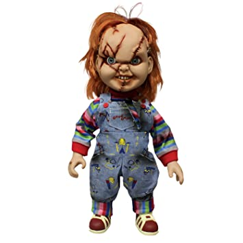 Star Images Childs Play 15 Inch Chucky Doll Amazoncouk Toys Games