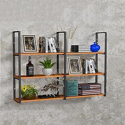 Amazon Com Fafz Wall Mount Storage Shelf Wall Shelf Vintage Solid