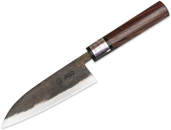 Moritaka Petty Couteau De Chef Japonais Traditionnellement Forgee