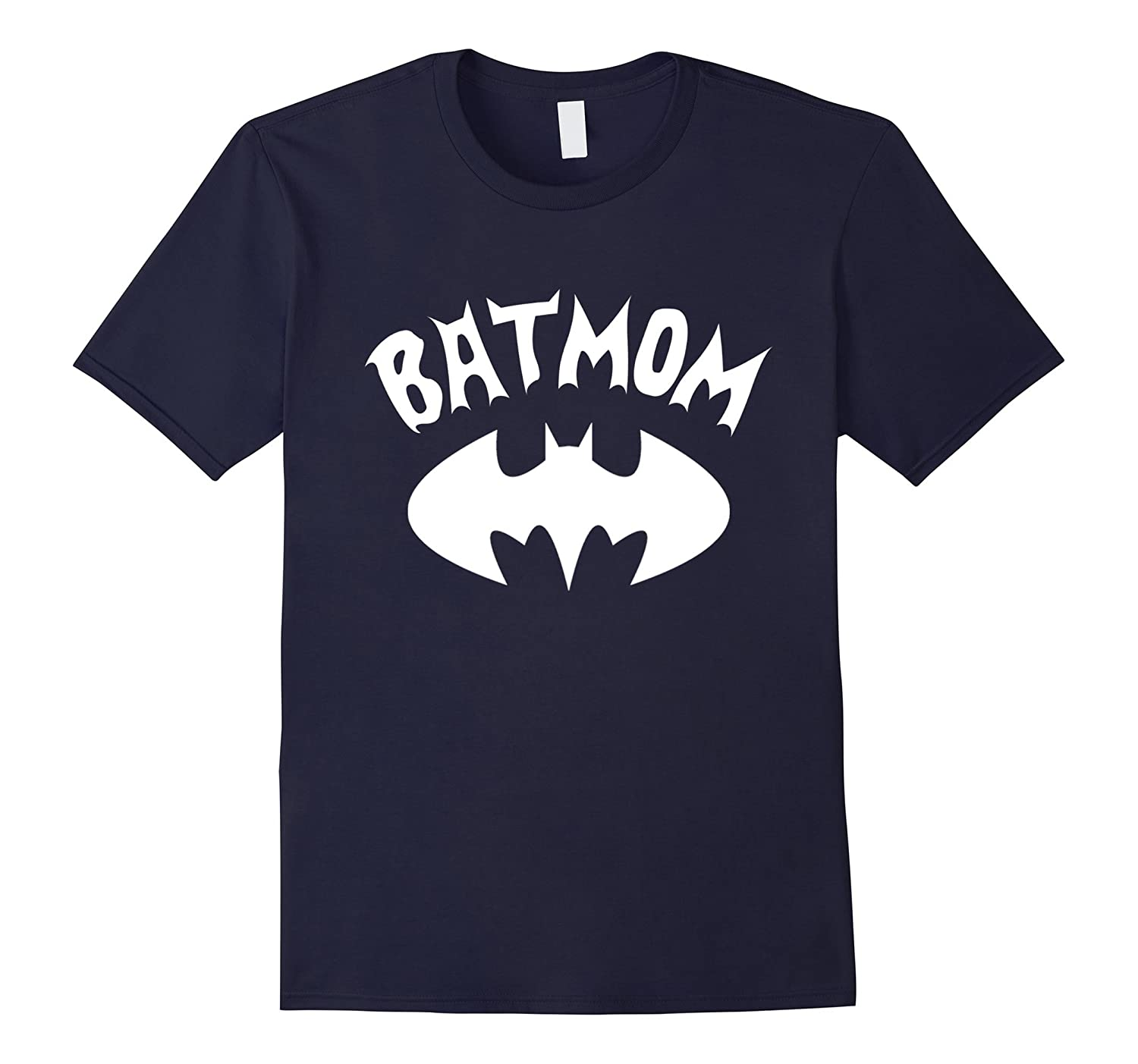 Batmom T-shirt Proud Mother Super Hero Tee Gift-TD