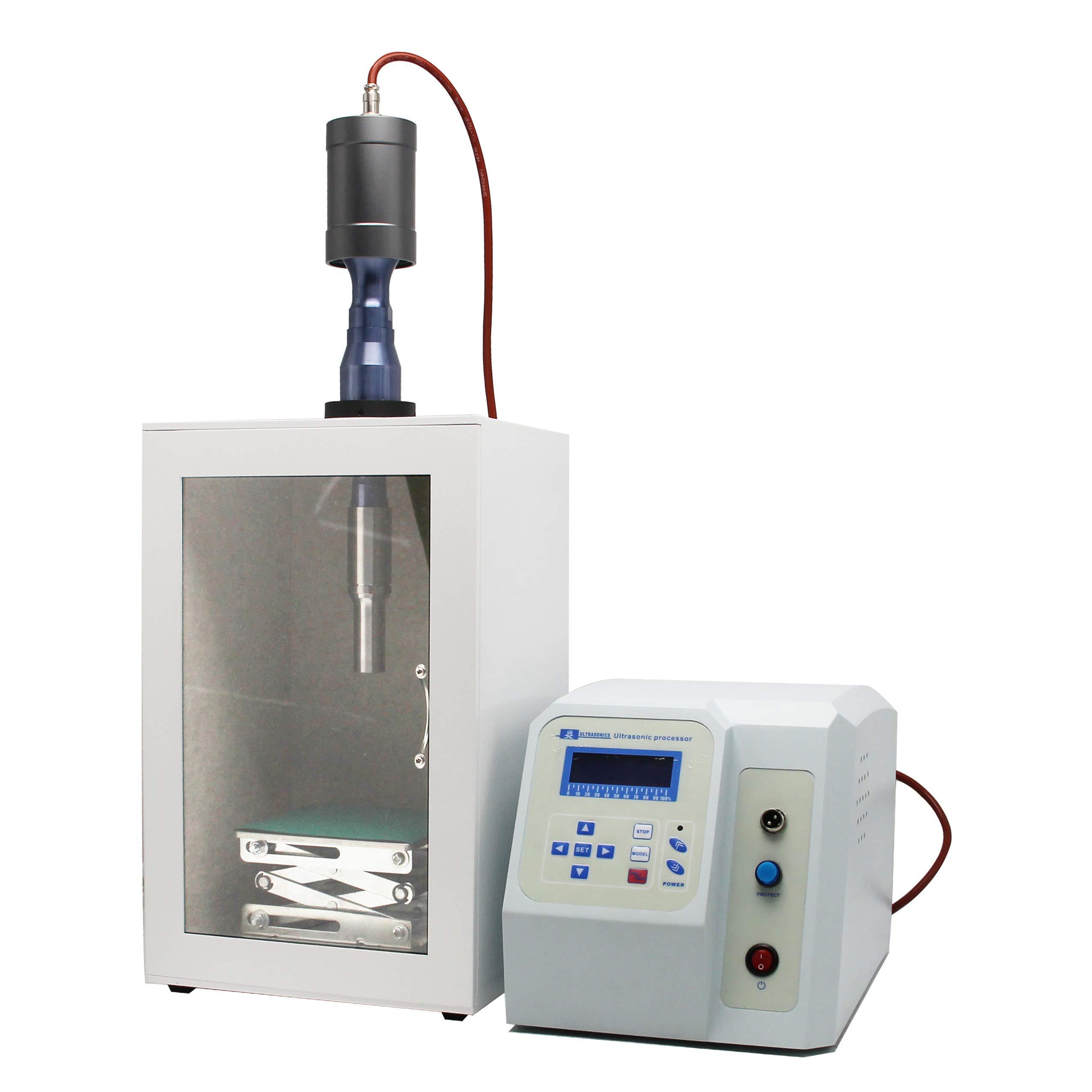 Ultrasonic Homogenizer 1800W Lab Sonicator Processor Ultrasonic Cell Disruptor Handling Capacity 100ml—3000ml by BAOSHISHAN (Image #1)