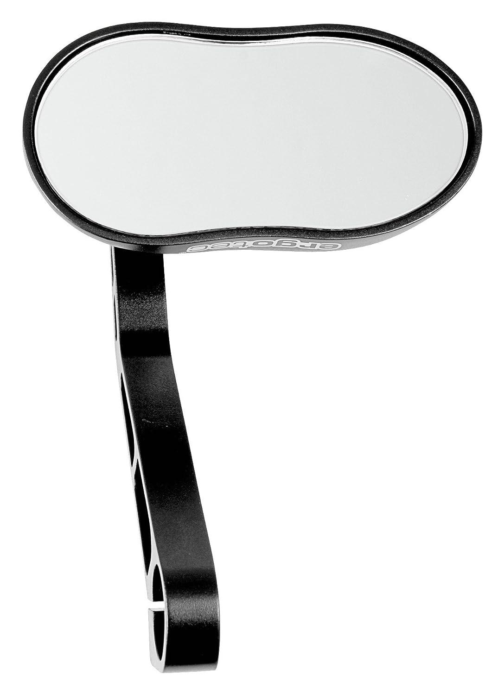 Espejo retrovisor brazo corto color negro Ergotec M-88