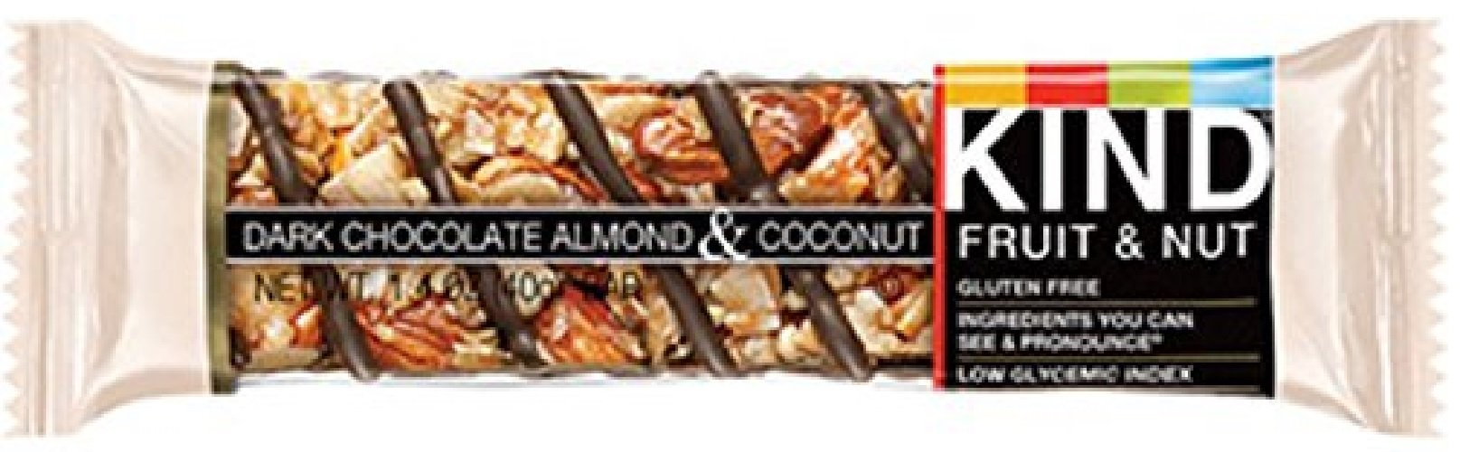 Kind Bar Drk Choc Almnd Ccnt by KIND (Image #1)