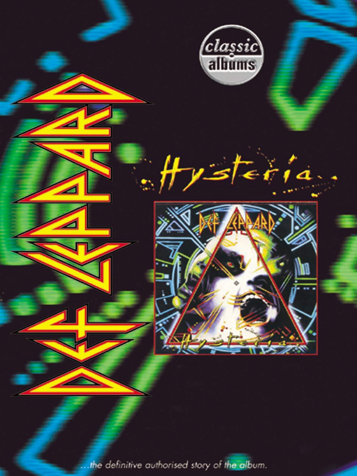 Def Leppard - Hysteria (Classic Album) on Amazon Prime Video UK