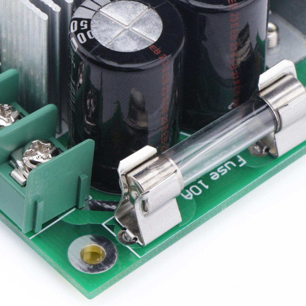 DROK reg; 13KHZ PWM DC Motor Speed Control 12-40V 10A Electric Pump Fan Speed Stepless Control Module with Reverse Polarity Protection High-Current Protection
