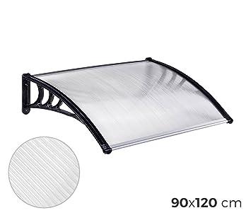 003452 Vordach Aus Polycarbonat Gartentisch 90 X 120 Cm Stapelbar