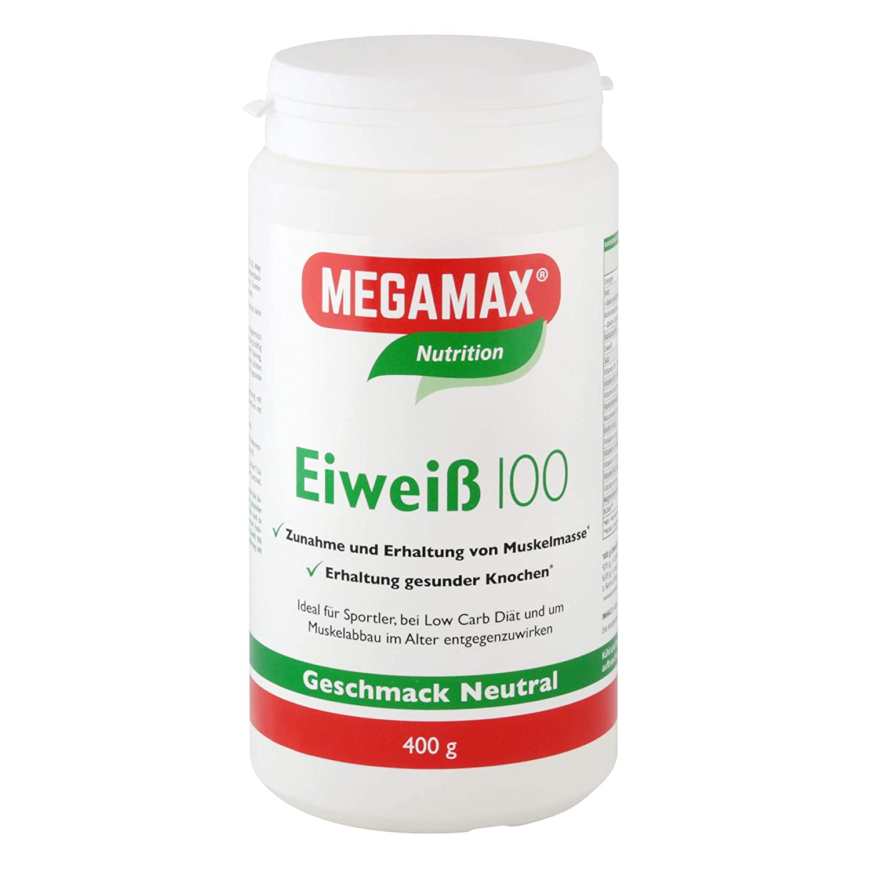 Megamax - Eiweiss - Proteínas de suero de leche y proteínas ...