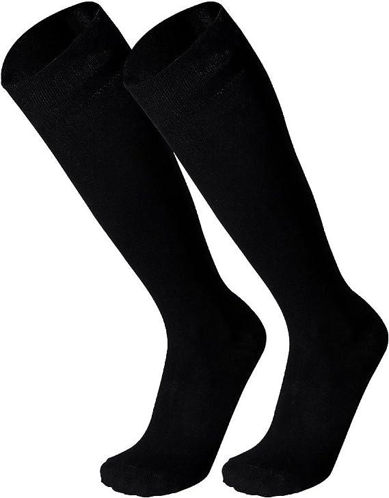 sans très dense de caoutchouc noir 5 paire de santé Chaussettes de sport blanc