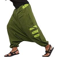 THE HAREM STUDIO Hombre Mujer Pantalones Harem Unisex