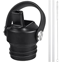 DBIW Straw Lid for Hydro Flask Standard Mouth,Straw Lid Compatible with Hydro Flask 18 21 24 oz Standard Mouth, Flex…