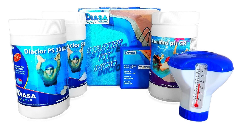 well2wellness® Pool Starter Set/Starter Kit 5in1 Pool + Sauna Bräunig GmbH