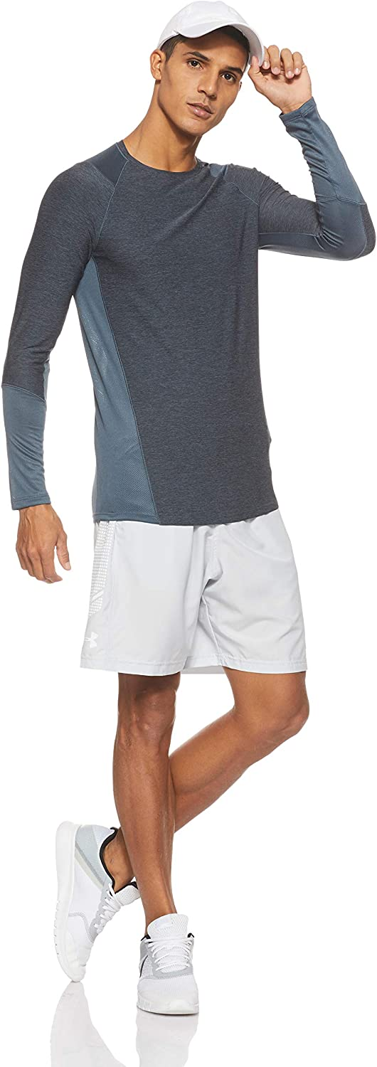 Under Armour Mens Men Woven Graphic Shorts