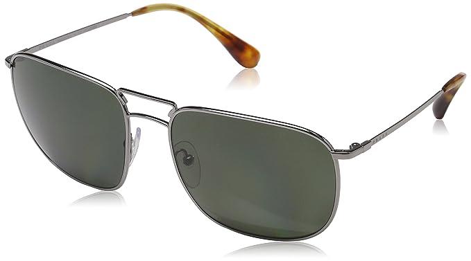 3cdd304f26 PRADA Men s 0Pr52Ts 5Av6P0 60 Sunglasses