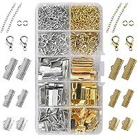 370 piezas de accesorios de fabricación de joyas
