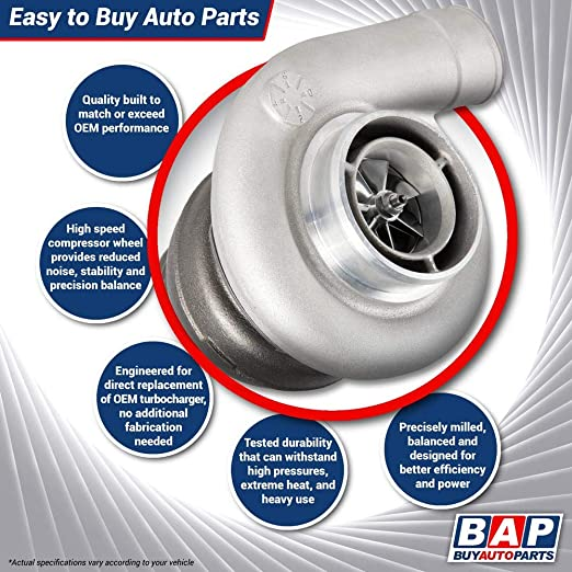 Amazon.com: New Turbo Turbocharger For Mazda CX-7 2007 2008 2009 2010 2011 2012 - BuyAutoParts 40-30168AN New: Automotive
