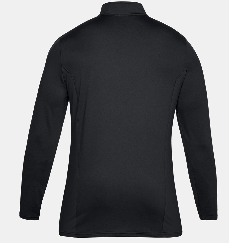 Under Armour Challenger II Midlayer Camiseta de Manga Larga, Hombre, Negro (001), XL: Amazon.es: Deportes y aire libre