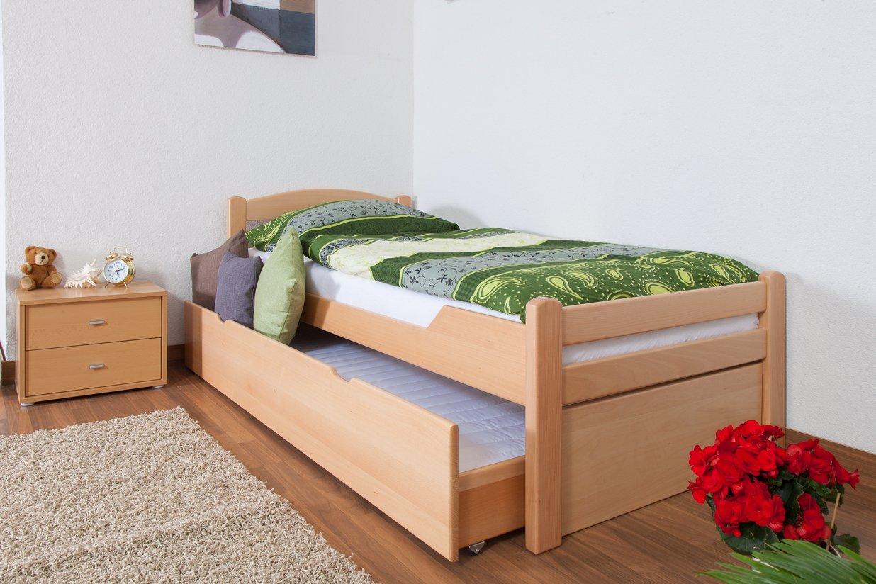 Einzelbett/Gästebett Easy Premium Line K1/2h inkl. 2. Liegeplatz und ...