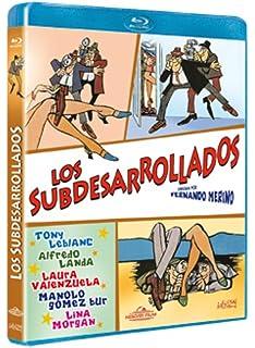 Los económicamente débiles [Blu-ray]: Amazon.es: Tony Leblanc, José Luis López Vázquez, Antonio Ozores, Pedro Lazaga, Tony Leblanc, José Luis López Vázquez: Cine y Series TV