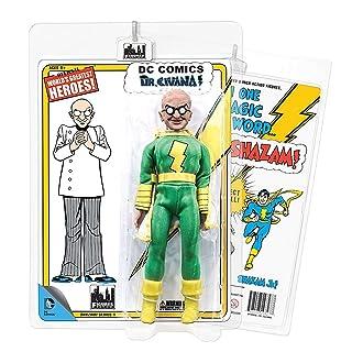 Action Figure–DC retro Shazam Series 1Dr Silvana Green outfit 20,3cm DCSH104
