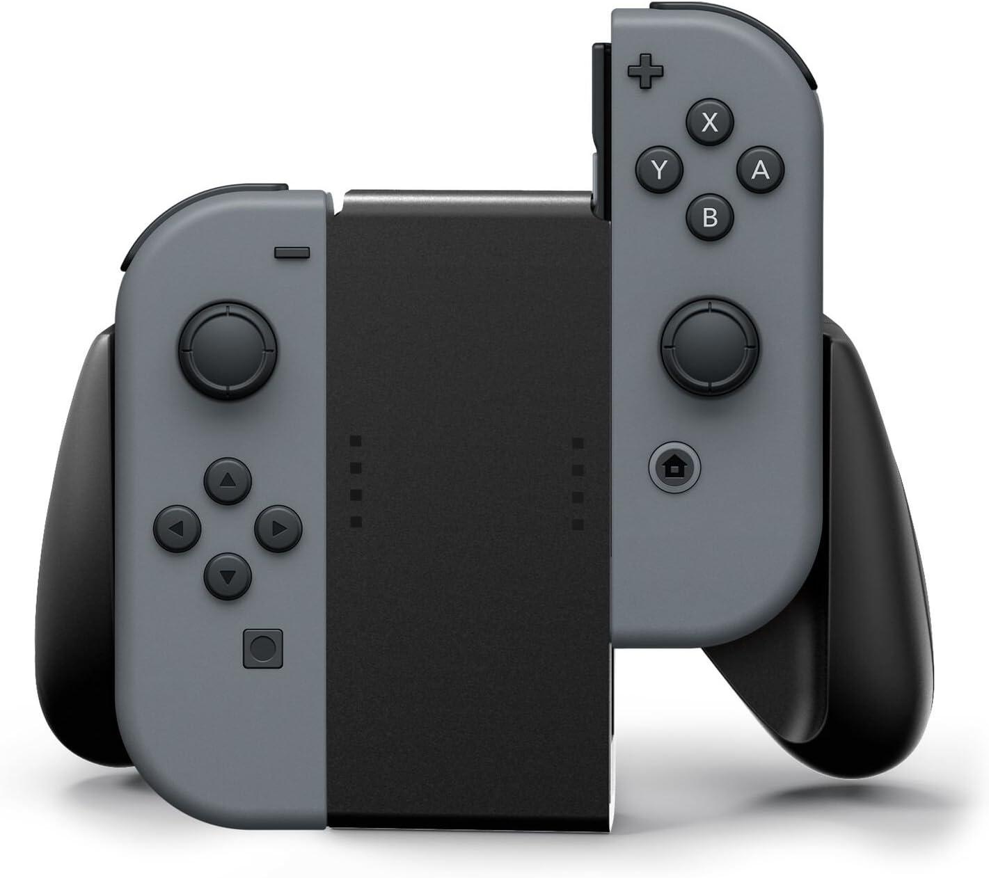 Nintendo Switch Joy-Con Comfort Grip (Black)