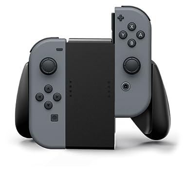 PowerA Joy-Con Comfort Grips for Nintendo Switch – Black