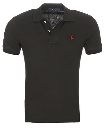 7c263130d39 Ralph Lauren Polo Homme Petit Poney Custom Fit S-M-L-XL-XXL  Amazon.fr   Vêtements et accessoires
