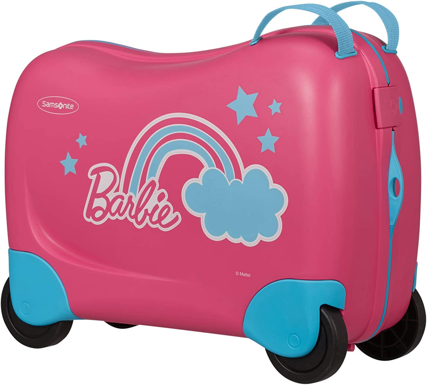 Samsonite Dream Rider Barbie - Maleta Infantil, 51 cm, 28 L, Rosa (Barbie Pink Dream)