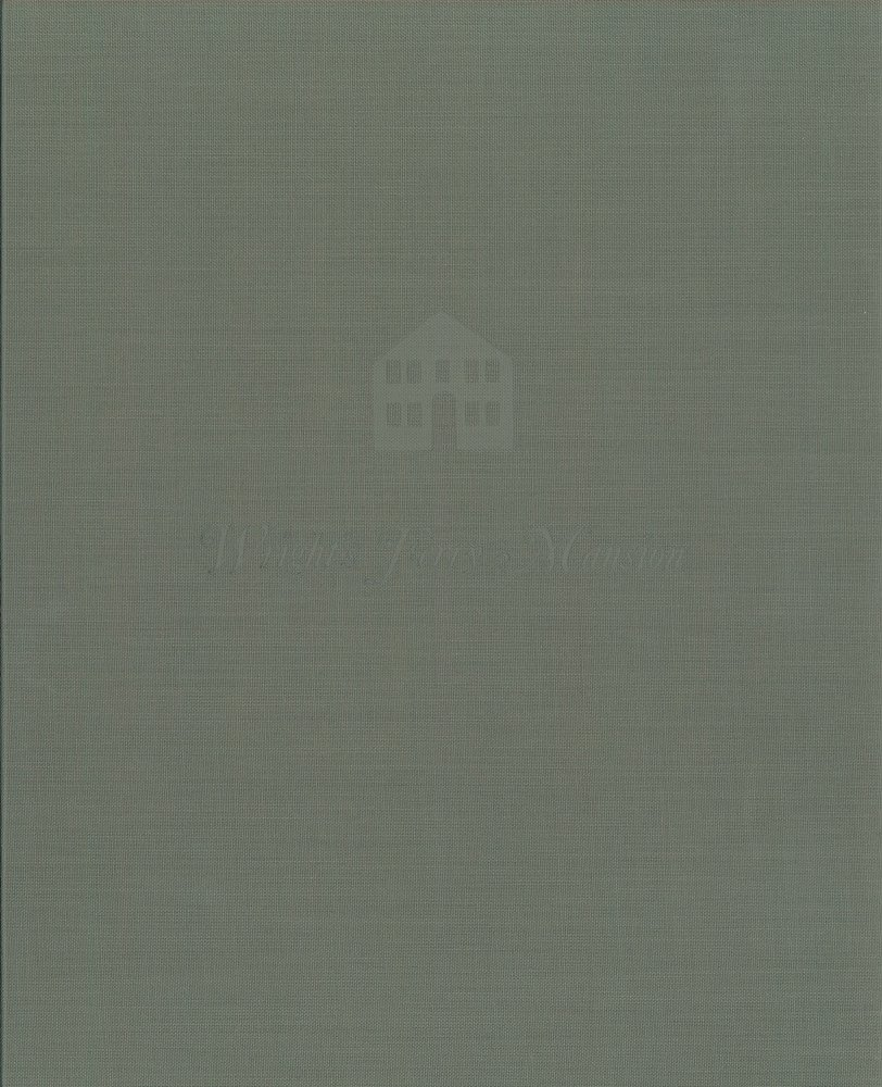 Wright's Ferry Mansion: vol. 1 & 2 Hardcover Set in Slipcase (Volume 1)