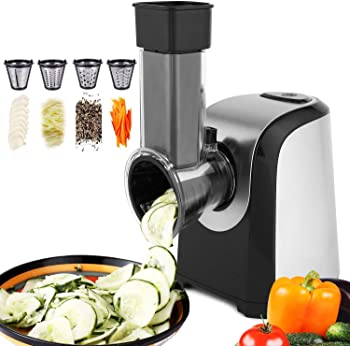 Hauture Professional Salad Maker Electric Slicer Shredder