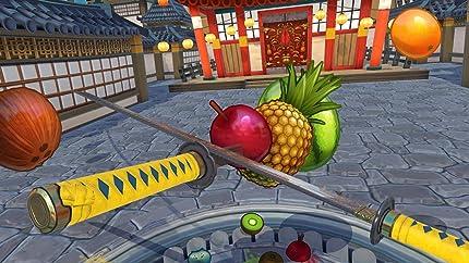 Amazon.com: Fruit Ninja VR [Instant Access]: Video Games