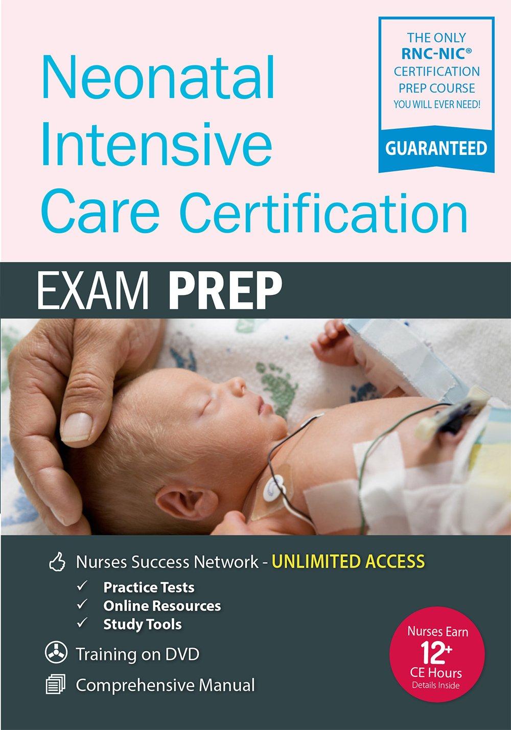 Amazon Neonatal Intensive Care Nursing Certification Rnc Nic