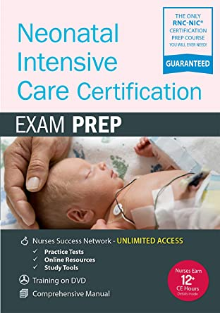 Amazon.com: Neonatal Intensive Care Nursing Certification - RNC-NIC ...