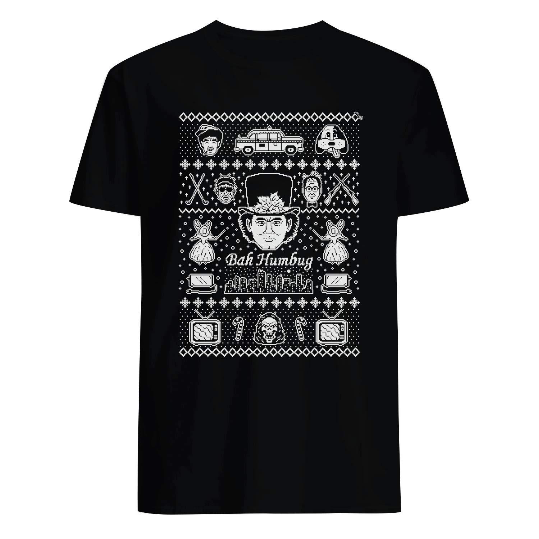 Usa 80s Tee Bah Humbug Shirt
