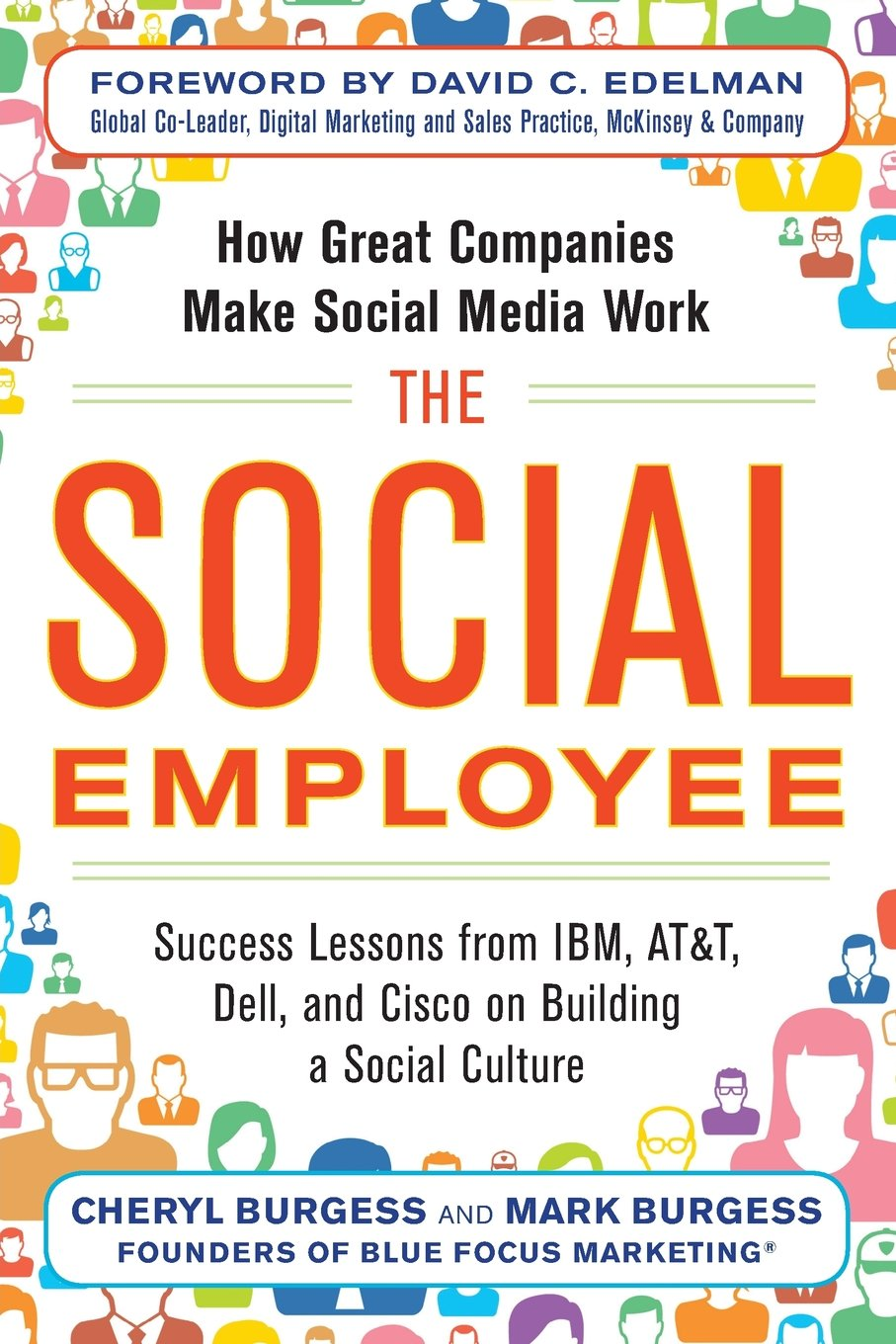 Download The Social Employee: How Great Companies Make Social Media Work ebook