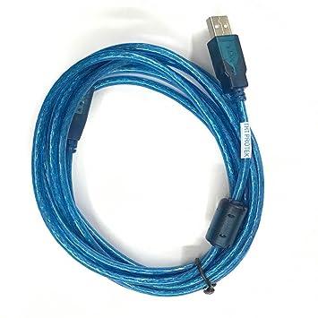 Cable USB 2.0 Impresora Escáner Conector Productos. con HP ...