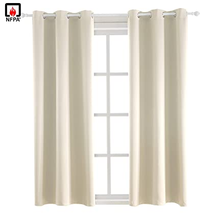 05983555b20e Amazon.com  BEGOODTEX Flame Fire Retardant Eco Friendly Curtain Pass NFPA  701