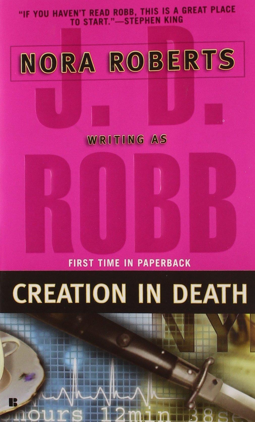 Creation Death J D Robb
