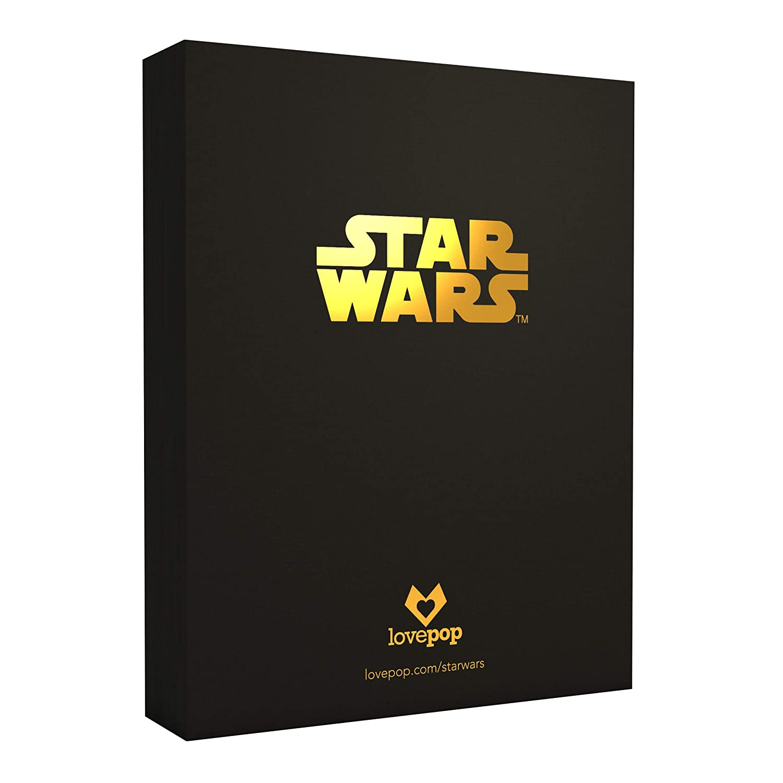 Tarjetas de colleción en 3D Star Wars serie 2