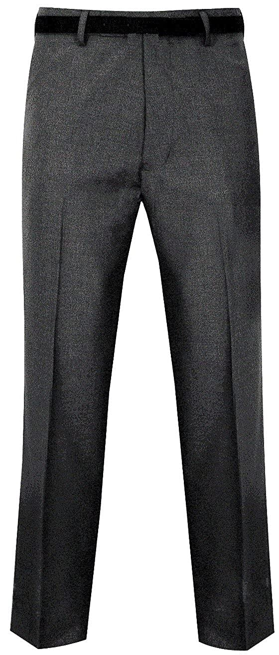Banner Slimbridge School Trousers Charcoal Grey /& Navy 24-40in Waist. Available in Black