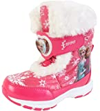 Amazon.com | Disney Frozen Winter Boots Elsa & Anna