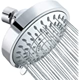 Tibbers Shower Head, High Pressure 5 Settings Showerhead with Adjustable Swivel Ball Joint, Excellent Shower Experience…